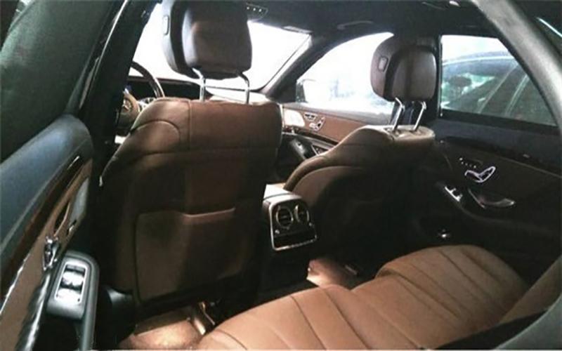 18款进口奔驰S450迈巴赫图片